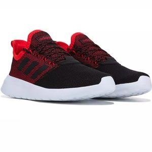 ADIDAS Lite Racer RBN for Men Black & Red Size 10